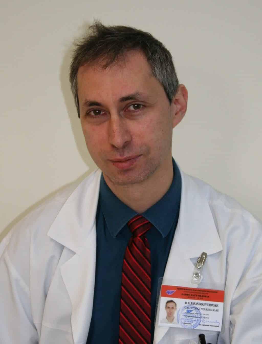 Aleksandras-Vilionskis-Neurologas