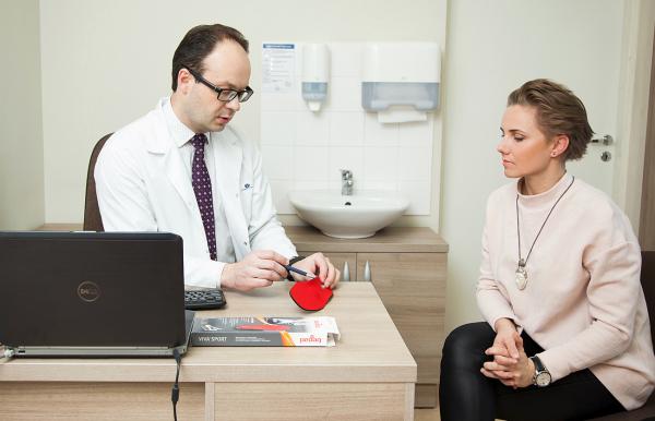 Gydytoju konsultacijos